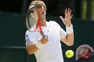 Murray tersingkir di Indian Wells, Delbonis biangnya