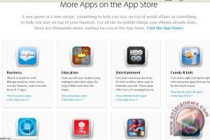 App Store kini memiliki 2 juta aplikasi, 130 miliar unduhan
