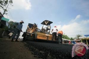 Perbaikan Pantura ruas Indramayu-Cirebon dikebut
