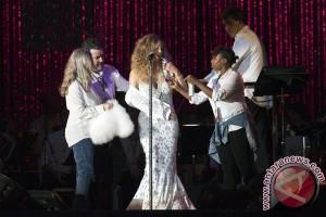 Mariah Carey batalkan konser di Brussels