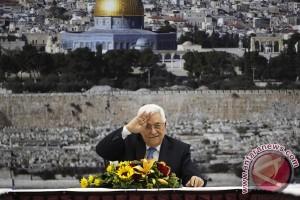 Abbas: Palestina ingin mengakhiri perang