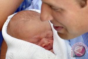 Bayi Kerajaan Inggris dinamai George Alexander Louis