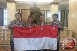 Indonesia raih 3 perak dan 1 perunggu pada Olimpiade Kimia