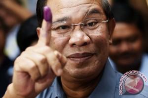 Partai berkuasa Kamboja bantah PM Hun Sen akan mundur
