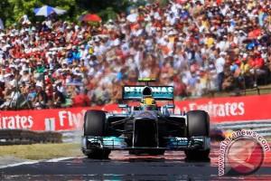 Hamilton rebut pole GP F1 Italia