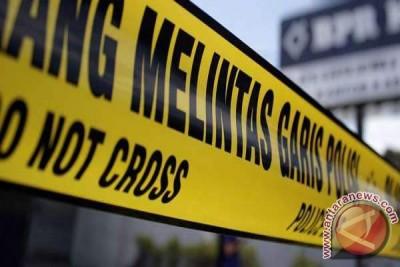 Polisi buru pelaku penusukan Bripda Ilham