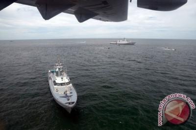 Koarmatim tangkap kapal ikan berbendera Malaysia di Ambalat