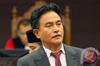 Yusril duga MK tolak gugatan Prabowo karena waktu