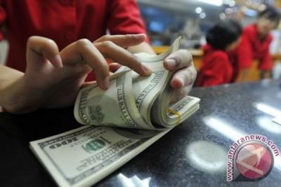 Rupiah menguat tipis ke 11.960 per dolar AS