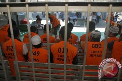 9.068 narapidana mendapat remisi khusus Natal