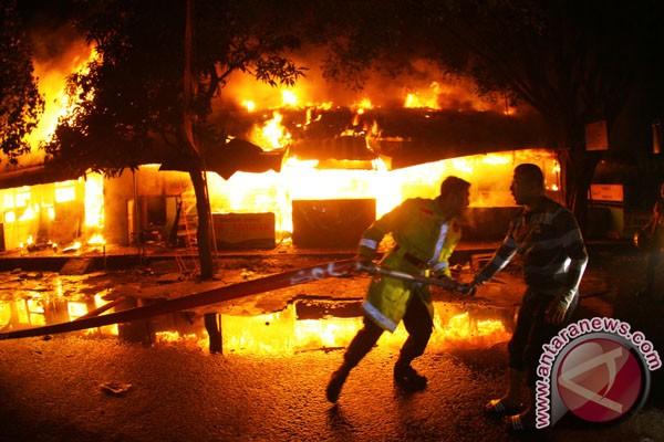 28 kebakaran di Jakarta dalam sembilan hari