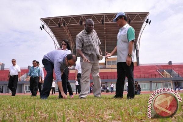 ISSF terus pantau persiapan ISG di Palembang