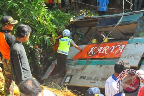 630 meninggal dalam kecelakaan selama mudik Lebaran