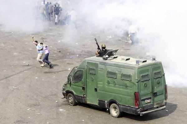 Juru kamera Sky News tewas dalam kerusuhan di Mesir