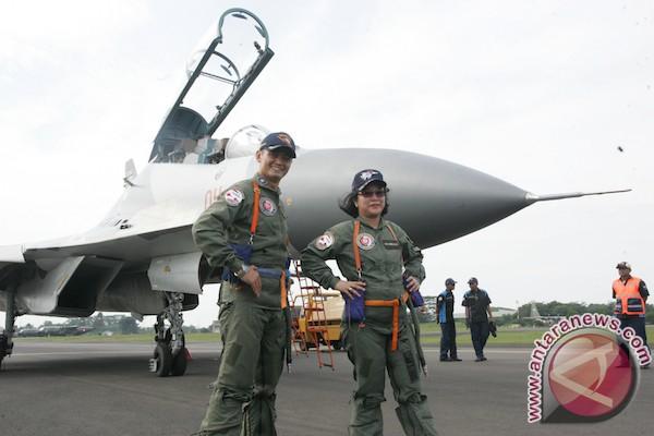 Sukhoi SU-27 Flankers TNI AU akan lengkap tahun depan