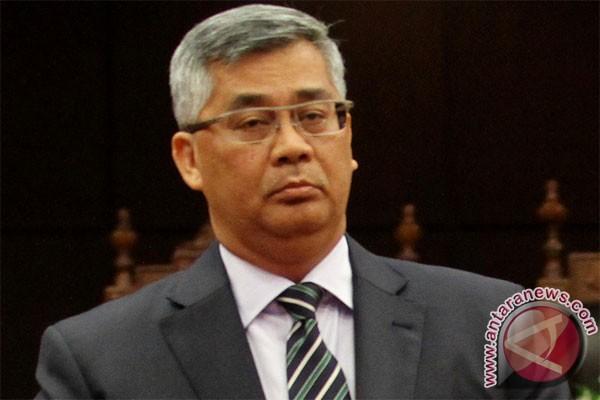 KPK tangkap tangan Ketua MK