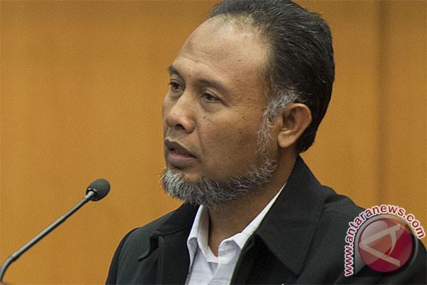 Wakil ketua kpk bambang widjojanto (antara foto/widodo s. jusuf)