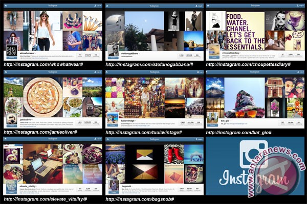 Instagram hadirkan fitur multiple account