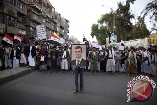Ketua Parlemen Iran peringatkan AS soal Suriah