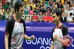 Hendra/Ahsan wins world badminton championship