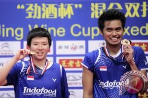 Tontowi/Liliyana ke semifinal di India