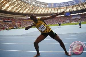 Bolt menangi 200m, Powell sukses 100m di Ostrava