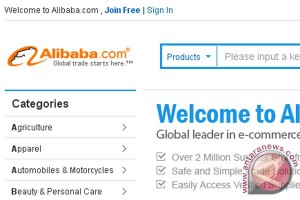 Harga IPO Alibaba melejit ke puncak