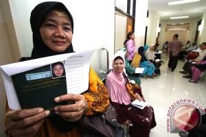 Calon haji Palembang mulai lakukan pemeriksaan kesehatan