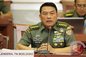 Presiden lantik Panglima TNI dan KSAD