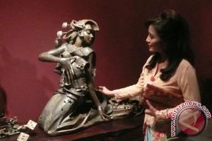 46 patung dipamerkan di Galeri Nasional