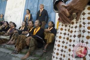 Presiden lakukan pertemuan dengan kerabat Keraton Surakarta