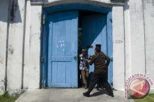 Polresta hentikan kasus perusakan pintu Keraton Surakarta