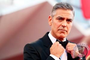 George Clooney sindir Donald Trump soal pengungsi muslim