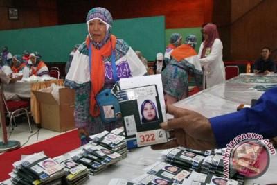 11 kloter haji mulai diberangkatkan Senin