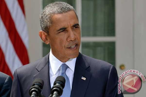 Obama mulai ragu serang Suriah?