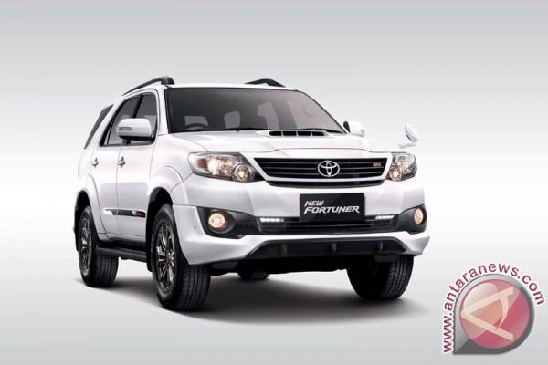 Toyota Indonesia mulai ekspor Fortuner ke Amerika Latin