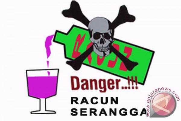 Racun Serangga, Minum Racun, Bunuh Diri, ilustrasi (ANTARA News/Handry