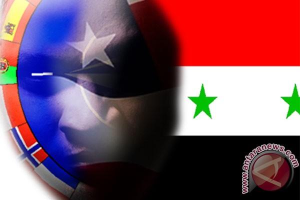 Setidaknya 80 orang tewas dalam serangan rezim Suriah