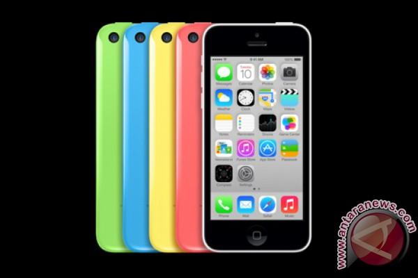 Apple hentikan produksi iPhone 5c tahun depan