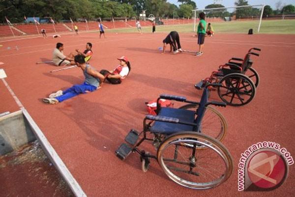 ASEAN Para Games - atletik incar 36 medali emas