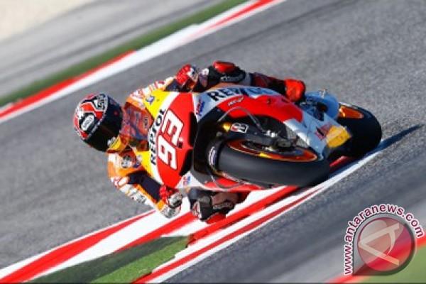 Marquez juara MotoGP Amerika
