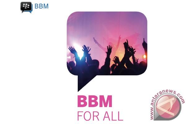 BBM untuk Android tersedia 21 September