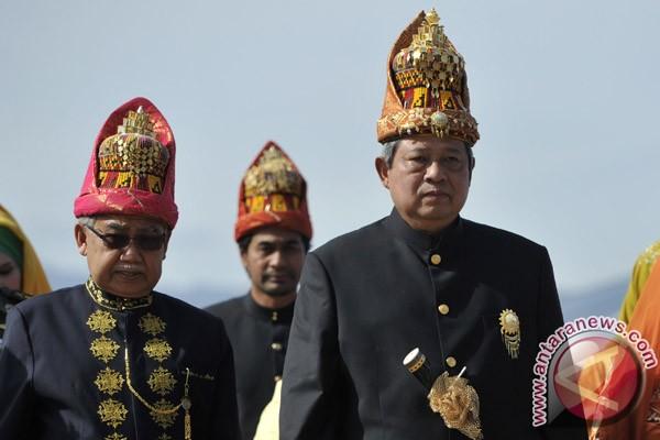Presiden Yudhoyono apresiasi nilai budaya Aceh
