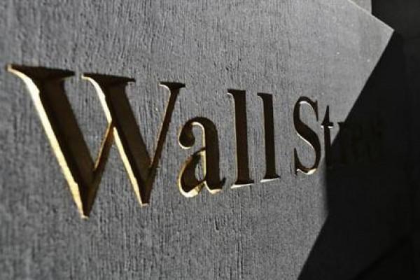 Wall Street turun tertekan kekhawatiran pertumbuhan global