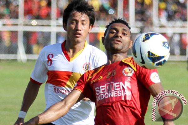 Semen Padang ikuti turnamen internasional di Vietnam