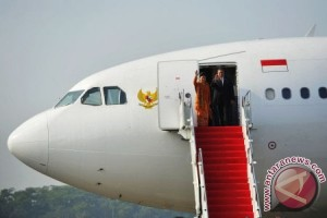 Sahabat Indonesia di Polandia bersilarurahmi dengan Presiden Yudhoyono