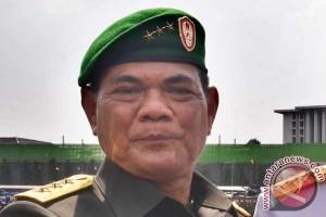 KSAD jadi warga kehormatan korps baret merah