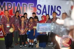 Juara Olimpiade Sains Nasional dapat dana pendidikan
