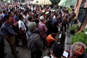Pengunjung padati sidang vonis kasus Cebongan
