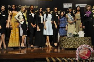 Miss Canada bangga tampilkan Tari Kipas Cendana